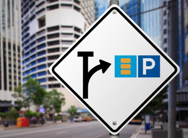 Find Parking Logo, Parking Ticket Management