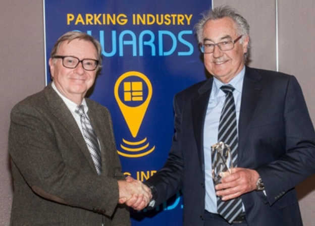Secure Parking Soutions, Car Parking Professionals, Parking Organisation of the Year Global Leaders in Parking, Secure Parking logo