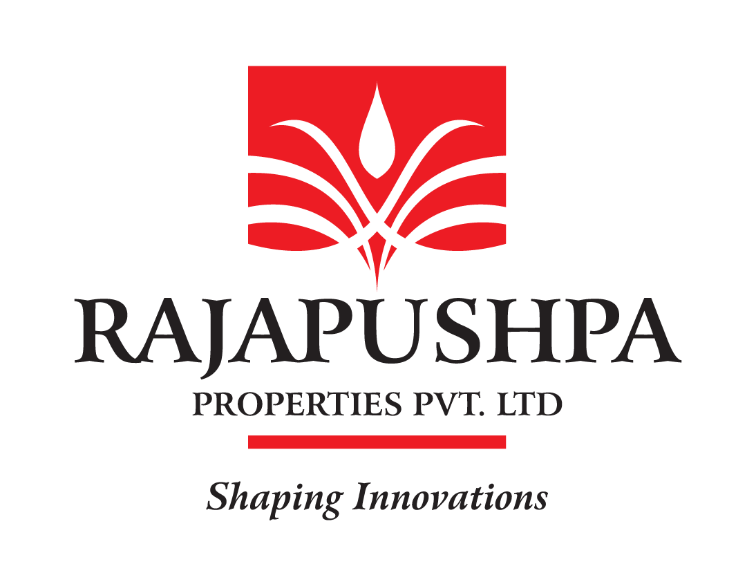 Secure Parking Solutions, Car Parking Solutions, Parking ticketing systems , Client Logo, Rajapushpa properties Logo