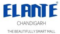 Secure Parking Solutions, Car Parking Companies, Parking Management Companies in India s , Client Logo, Elante Mall Logo