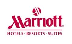 Secure Parking Solutions, Car Parking Solutions, Parking ticketing systems , Client Logo, Marriott Logo