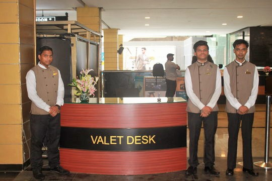 Book your ValetSecure Parking Premium Valet Service a
