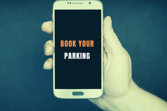 Book car parking slotSecure Parking online booking parking service